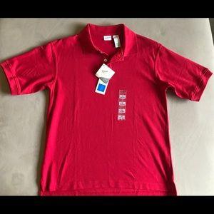 Covington short-sleeve polo shirt, YXL(18)